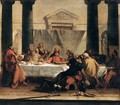 The Last Supper - Giovanni Battista Tiepolo