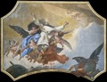 The Glory of St Dominic - Giovanni Battista Tiepolo
