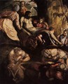 Christ Carried to the Tomb - Jacopo Tintoretto (Robusti)
