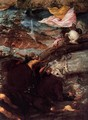 The Conversion of Saul (detail) - Jacopo Tintoretto (Robusti)