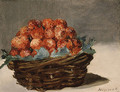 Strawberries ca. 1882 - Edouard Manet