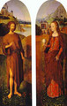 St John The Baptist And St Mary Magdalen - Hans Memling
