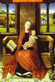 Madonna And Child 1487 - Hans Memling