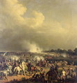 Battle of Boussu 3rd November 1792 1845 - Charles Emile Hippolyte Lecomte-Vernet