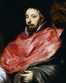 Portrait of Antoine Triest Bishop of Ghent 1627 - Sir Anthony Van Dyck