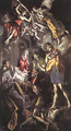 The Adoration Of The Shepherds C 1614 - El Greco (Domenikos Theotokopoulos)