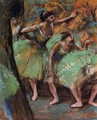 Dancers 1898 - Edgar Degas