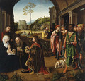 The Adoration of the Magi ca 1520 - Gerard David