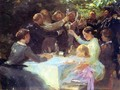 Hip hip hurray - Peder Severin Kroyer