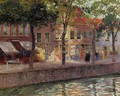 Canal in Zeeland 1896-1899 - Emile Claus