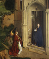 The Annunciation ca 1450 - Petrus Christus