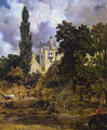 The Grove Hampstead (The Admirals House) 1832 - John Constable