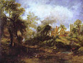 The Glebe Farm 1830 - John Constable