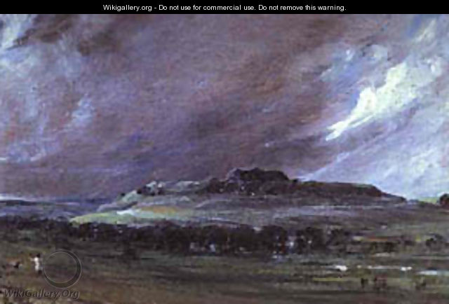 Old Sarum 1829 - John Constable