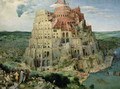 Tower of Babel 1563 - Jan The Elder Brueghel