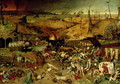 The Triumph of Death 1562 - Jan The Elder Brueghel