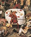 The Triumph Of Death (Detail) C1562 - Jan The Elder Brueghel