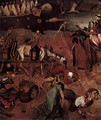 The Triumph of Death (detail) 1562 6 - Jan The Elder Brueghel
