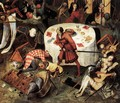 The Triumph of Death (detail) 1562 4 - Jan The Elder Brueghel