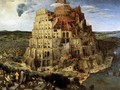 The Tower of Babel 1563 - Jan The Elder Brueghel