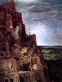The Tower of Babel (detail) 1563 - Jan The Elder Brueghel