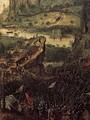 The Suicide of Saul (detail) 1562 2 - Jan The Elder Brueghel