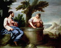 Jesus and the Samaritan Woman - Alonso Cano