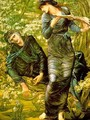 Unknown Painting Name 4 - Sir Edward Coley Burne-Jones