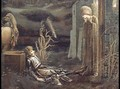 The Dream of Launcelot at the Chapel of the San Graal 2 - Sir Edward Coley Burne-Jones