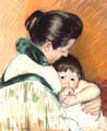 Mother and Child 3 - Mary Cassatt