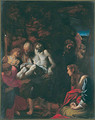 The Burial of Christ 1595 - Annibale Carracci