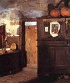Cottage Interior 1869 - F. A. Bridgeman