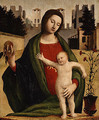 Madonna and Child ca 1520 - (Bartolomeo Suardi) Bramantino