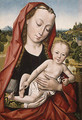Virgin and Child 1475 - Dieric the Elder Bouts