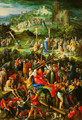 The Great Calvary - Jan The Elder Brueghel
