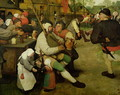 Peasant Dance 1568 - Jan The Elder Brueghel