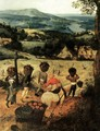 Haymaking (detail) 1565 3 - Jan The Elder Brueghel