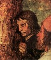 Christ Carrying the Cross (detail) 1564 8 - Jan The Elder Brueghel