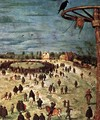 Christ Carrying the Cross (detail) 1564 6 - Jan The Elder Brueghel
