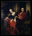 Portrait of a Husband and Wife 1654 - Ferdinand Bol