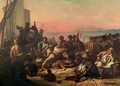 Slaves on the West Coast of Africa 1833 - Francois-Auguste Biard