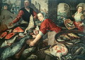 The Fish Market 2 - Joachim Beuckelaer