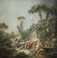 Shepherds Idyll 1768 - François Boucher
