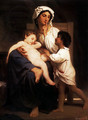 Slumber 2 - William-Adolphe Bouguereau