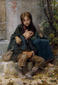Le Jeune Mendiants (Young Beggars) - William-Adolphe Bouguereau