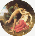 Cupid And Psyche - William-Adolphe Bouguereau