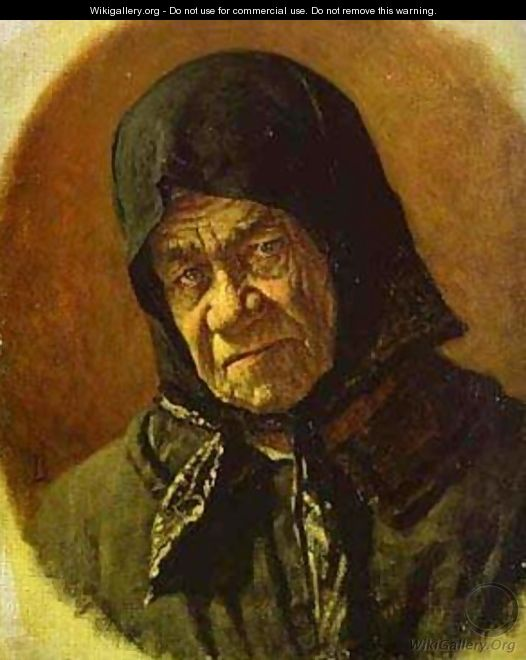 Beggar Ninety Six Years Old 1891 - Vasili Vasilyevich Vereshchagin