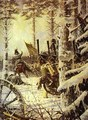 Bayonet Charge 1887-1895 - Vasili Vasilyevich Vereshchagin