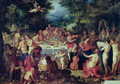 The Banquet of the Gods - Hendrik van Balen, I