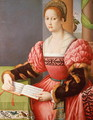 Portrait of a Lady - (circle of) Ubertini, (Bacchiacca)